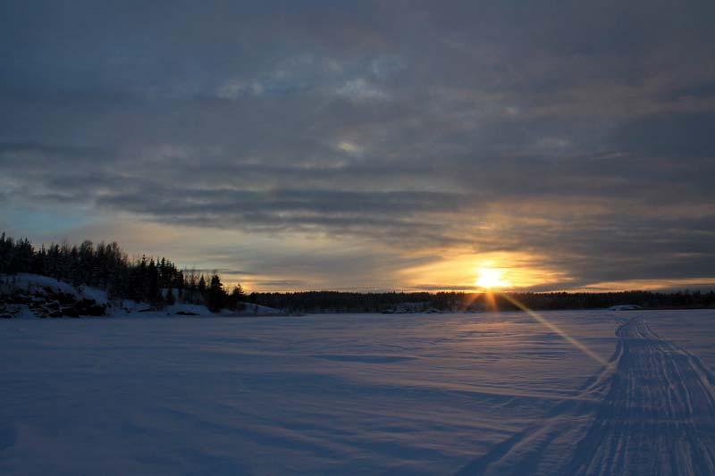34-фото-закат-на-ладоге-зимой