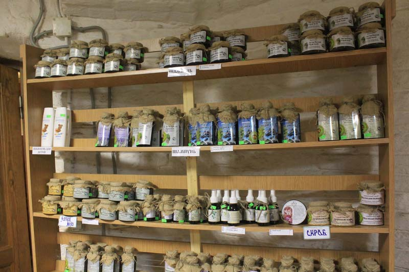 19 тихвинский монастырь аптека