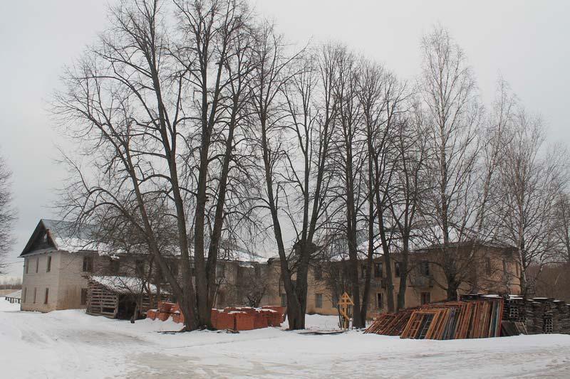 26а Антониево-Дымский монастырь строения