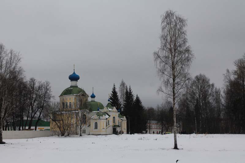28 тихвин церковь фото