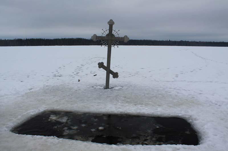 31 Антониево-Дымский монастырь купание в проруби