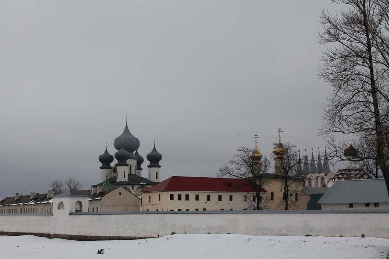 6 Тихвинский Богородичный Успенский монастырь