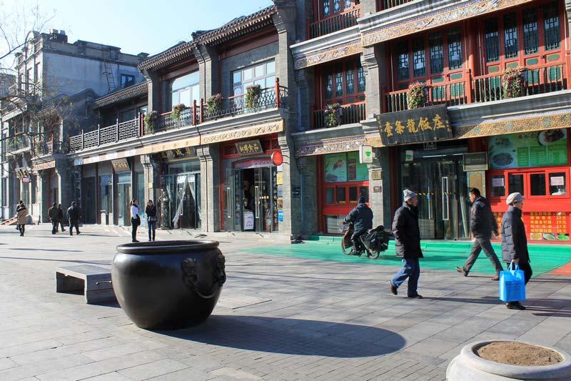 10-пекин-Qianmen-улица
