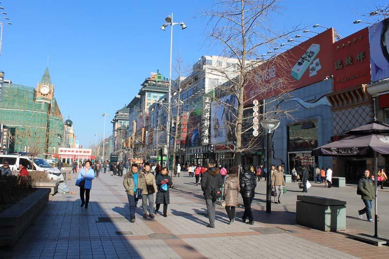 17-улица-Ванфуцзин-пекин