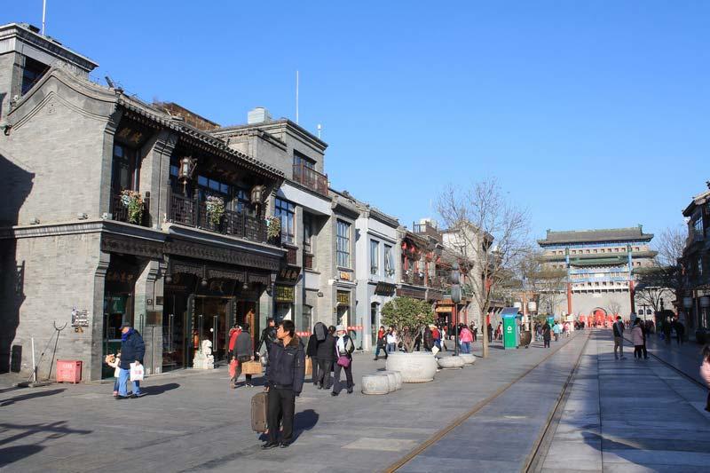 9-Beijing-Qianmen-st