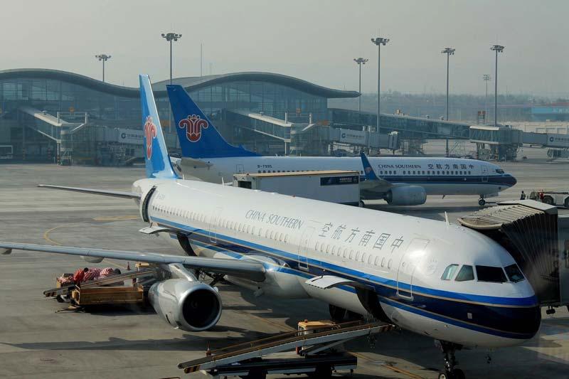 southern отзывы об авиакомпании Нужна ли виза при   chajna soutern southern airlines