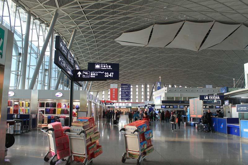 гуанчжоу аэропорт фото