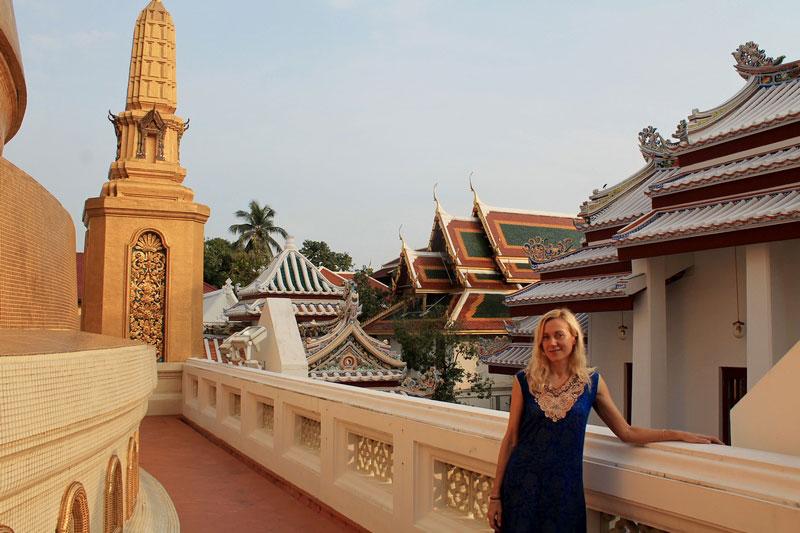 храмы-бангкока