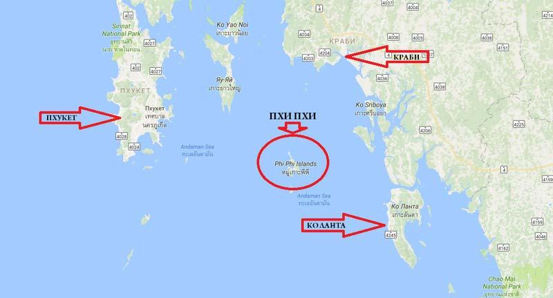 остров-пхи-пхи-на-карте