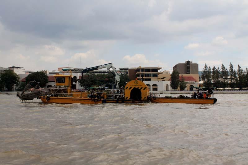 3-бангкок-Река-Чао-Прайя