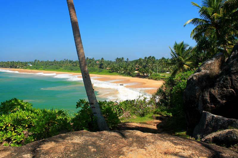 10 sri lanka Induruwa beach