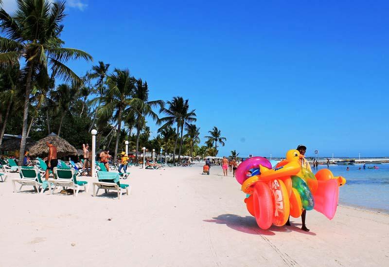 14-пляжа-Бока-Чики-Доминикана