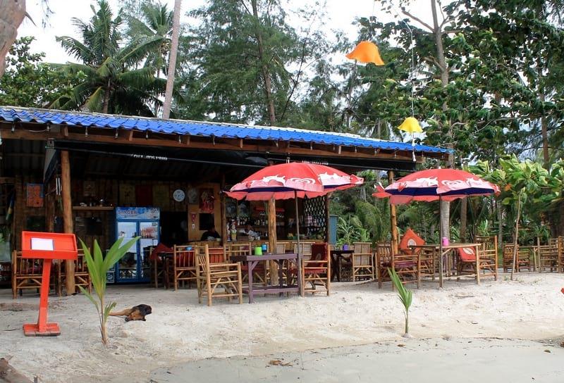 36 Monkey Bar klong prao