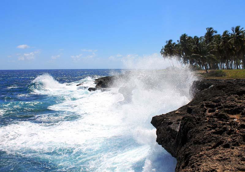 37-доминикана-Санто-Доминго-море