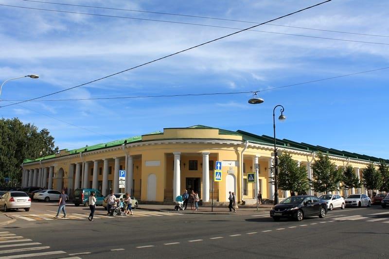 Гостиный двор Кронштадт