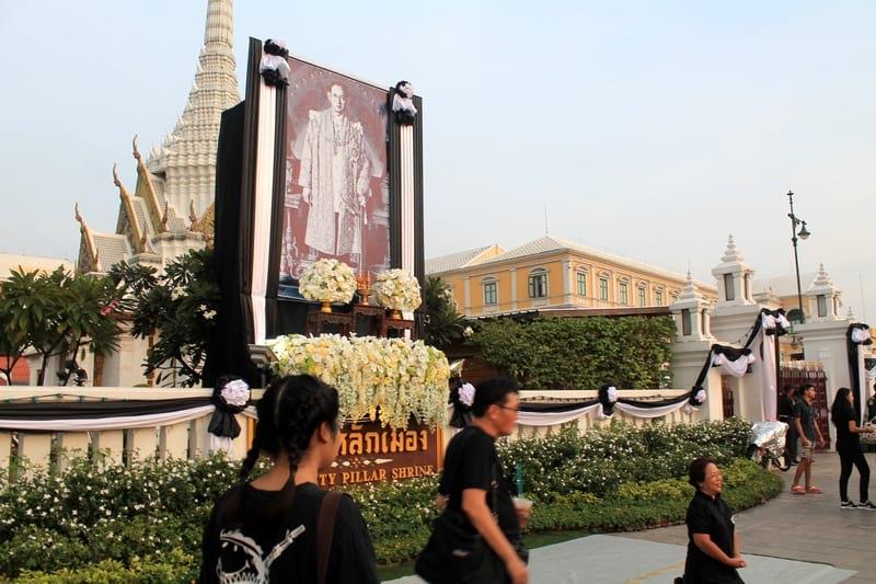 1 Траурные церемонии в Бангкоке