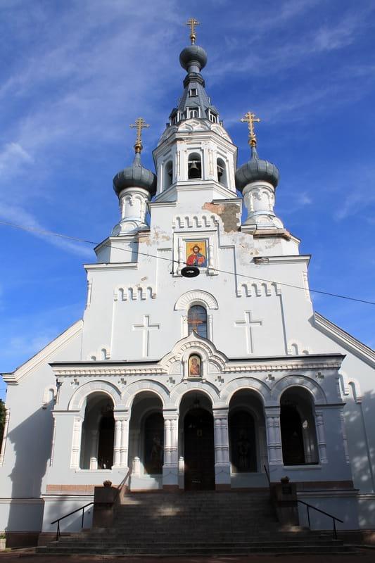 1 собора Владимирской Иконы Божией Матери