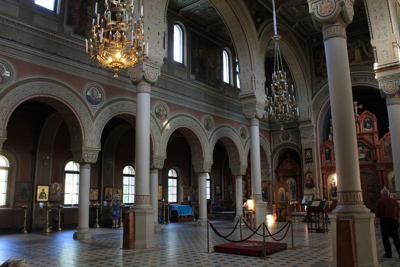 4 собор Владимирской Иконы Божией Матери