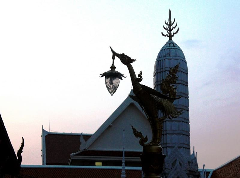 Wat Mahathat Yuwarat Rang Sa Rit Racha Woramahawihan