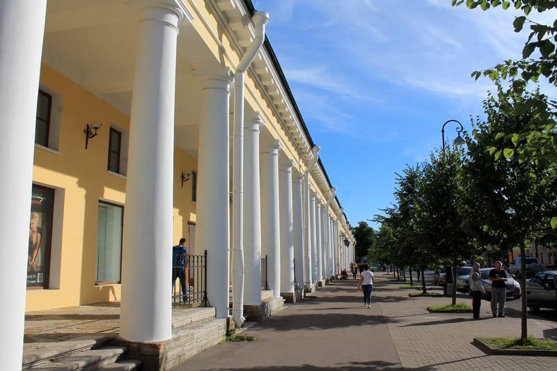 5 гостиный двор Кронштадт