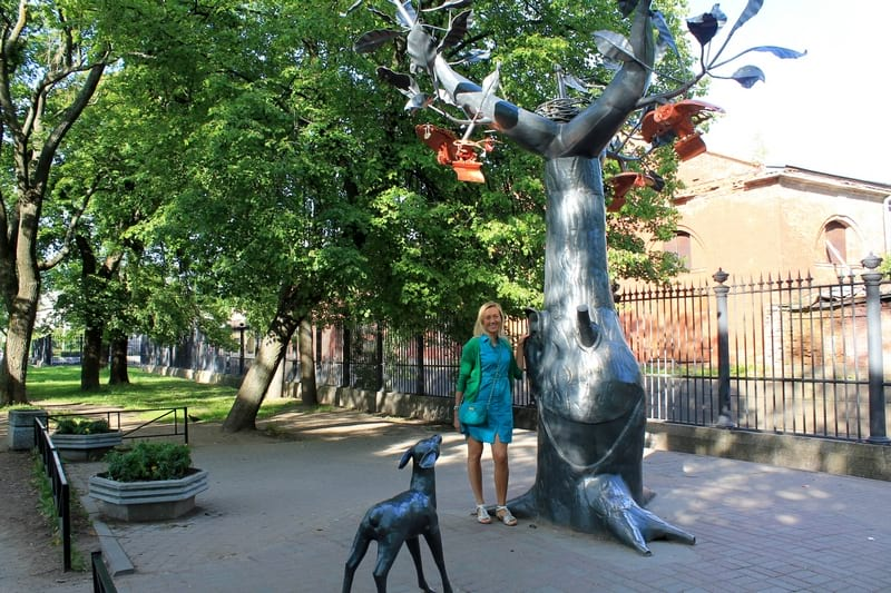 6а дерево желаний Кронштадт
