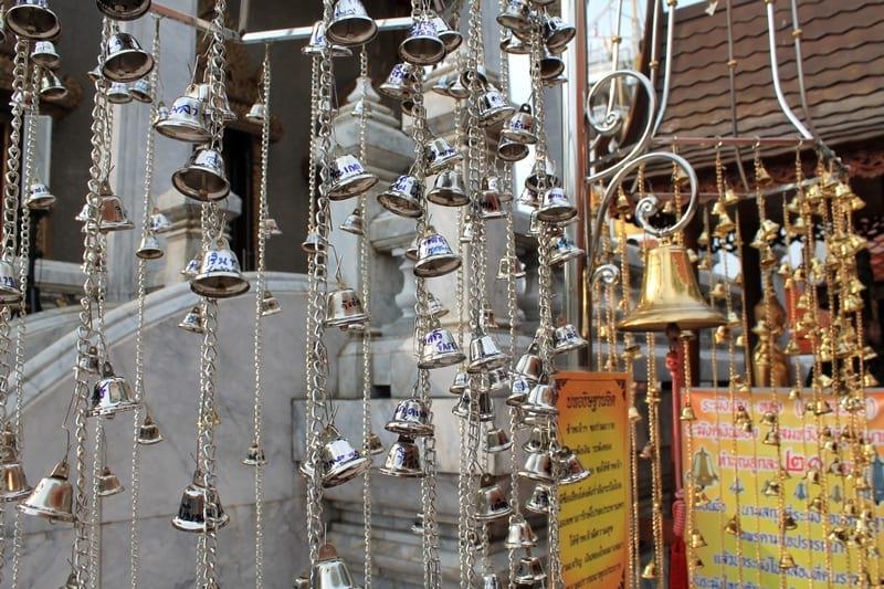 Буддистские колокольчики