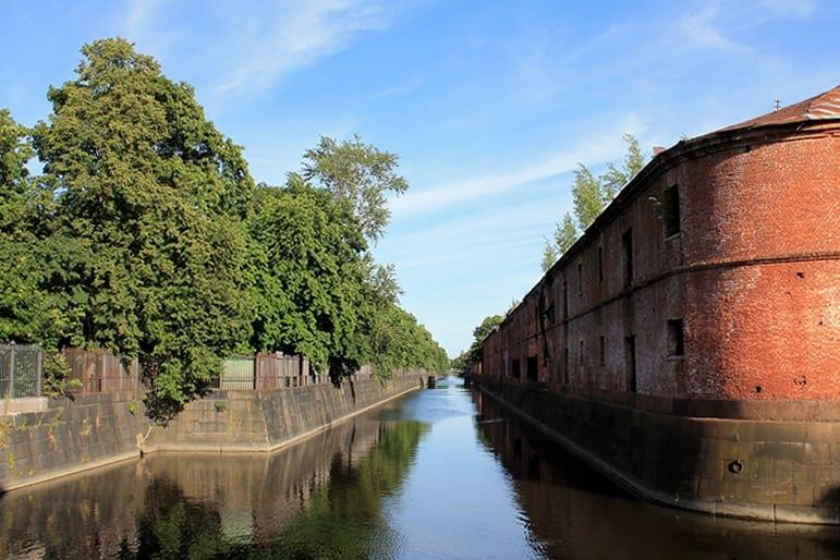 8 обводный канал Кронштадт