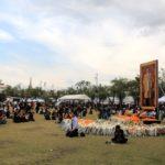 Траурные церемонии в Бангкоке