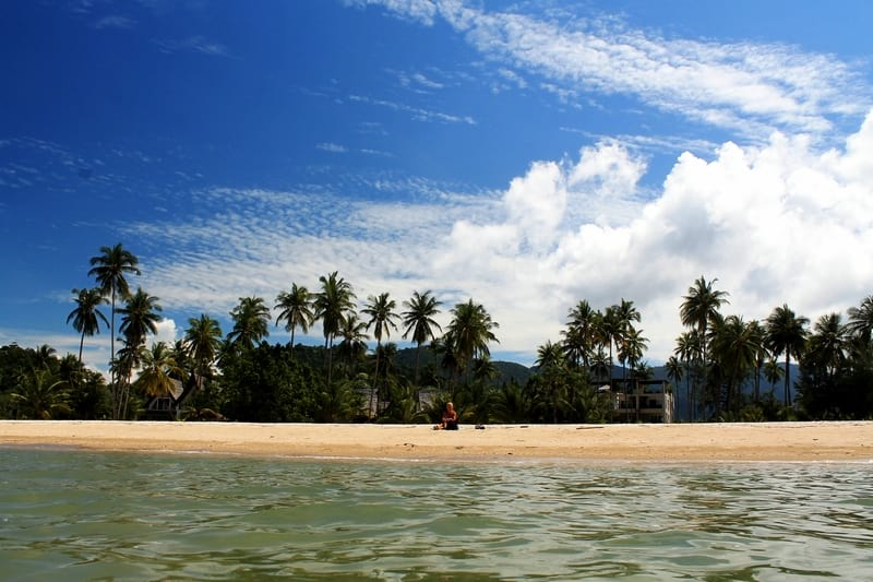 1 Klong Son bay