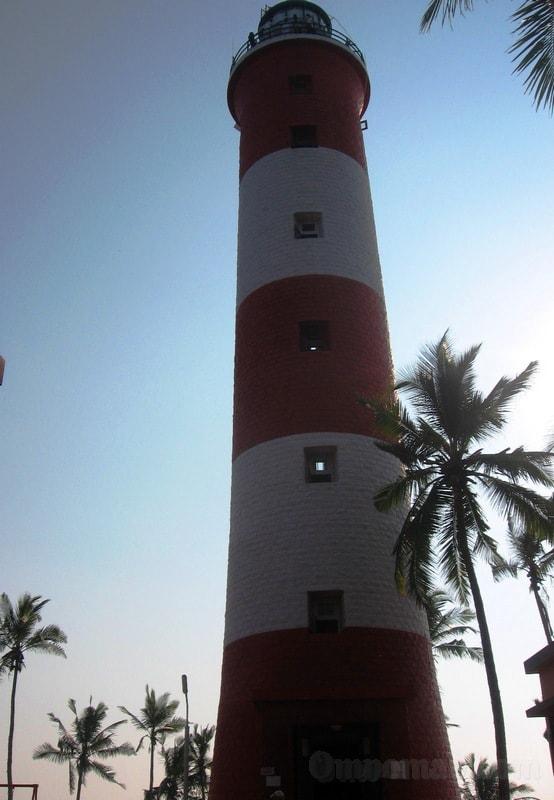 маяк Ковалам