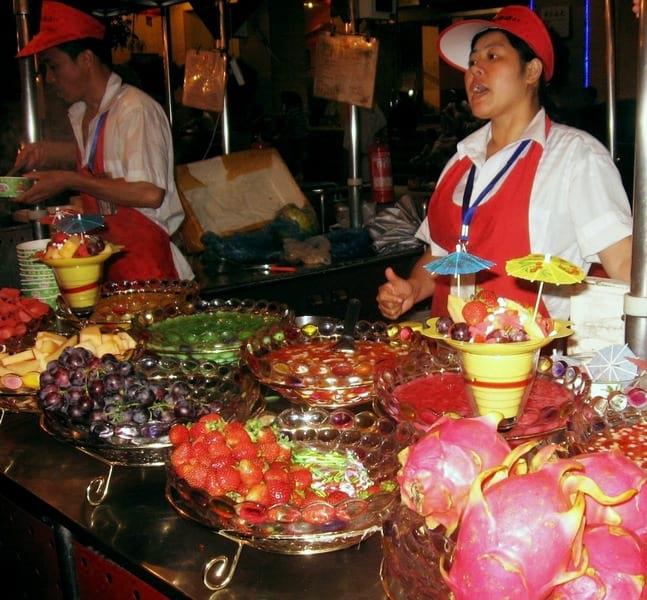 2а рынок Дунхуамень