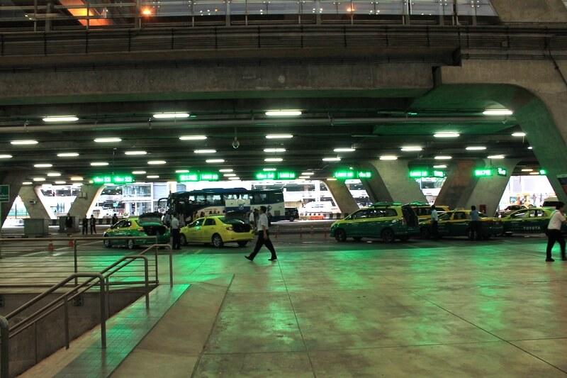 аэропорт Бангкок такси 3