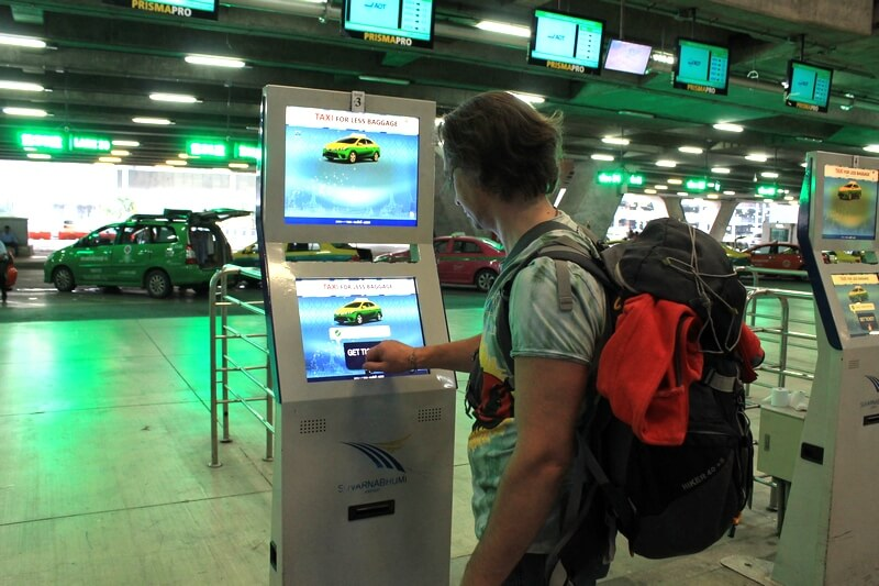 bkk Public Taxi 2
