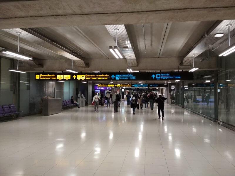 bkk Suvarnabhumi Airport 3