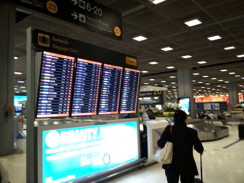 bkk Suvarnabhumi Airport 5