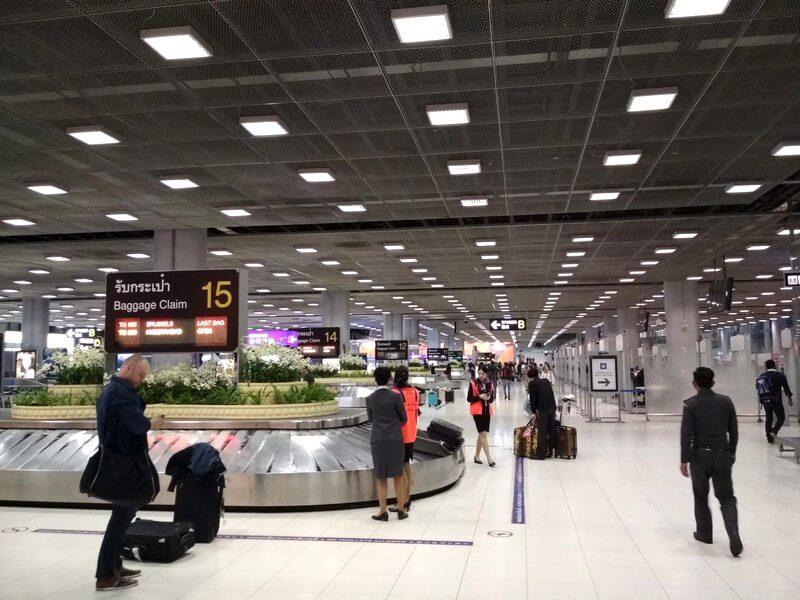 bkk Suvarnabhumi Airport 6