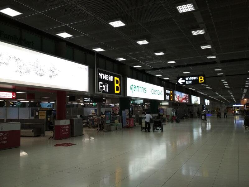 bkk Suvarnabhumi Airport 8