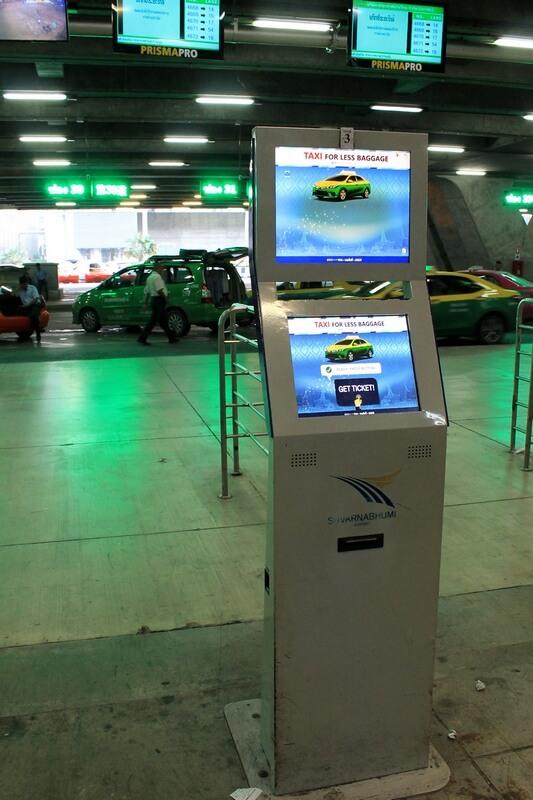 bkk taxi terminal 2