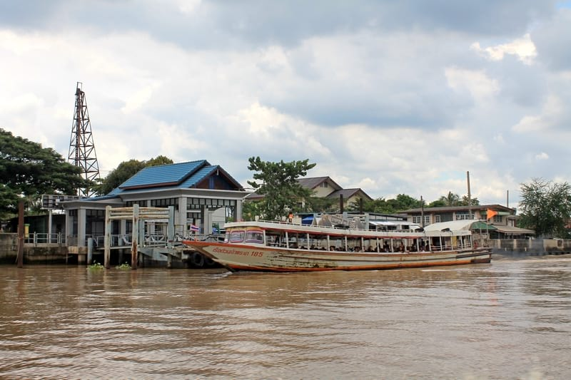 Бангкок лодки