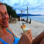 коктейль у моря
