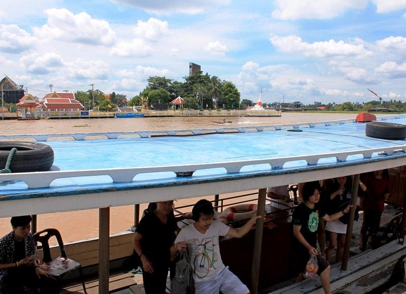 14 Chao Phraya Boat