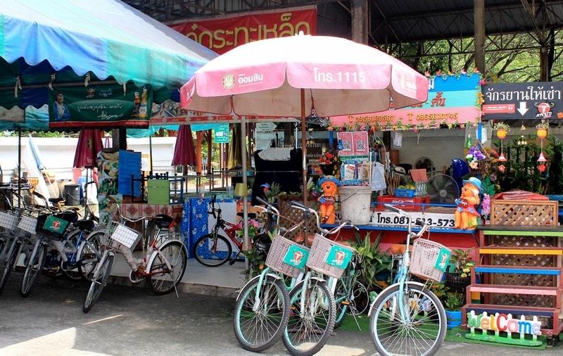 17 Koh Kret bikes