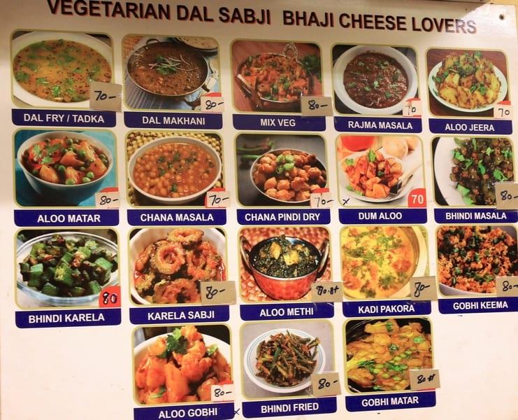 12а бангкок индийский квартал еда