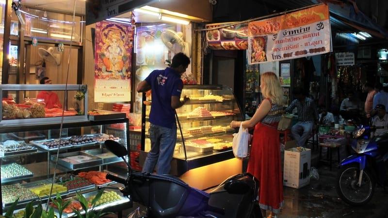 15 бангкок индийский квартал