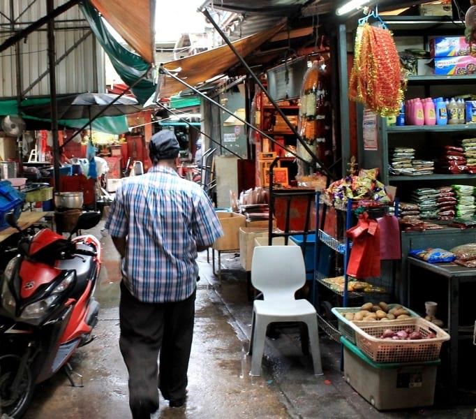 4 бангкок индийский квартал