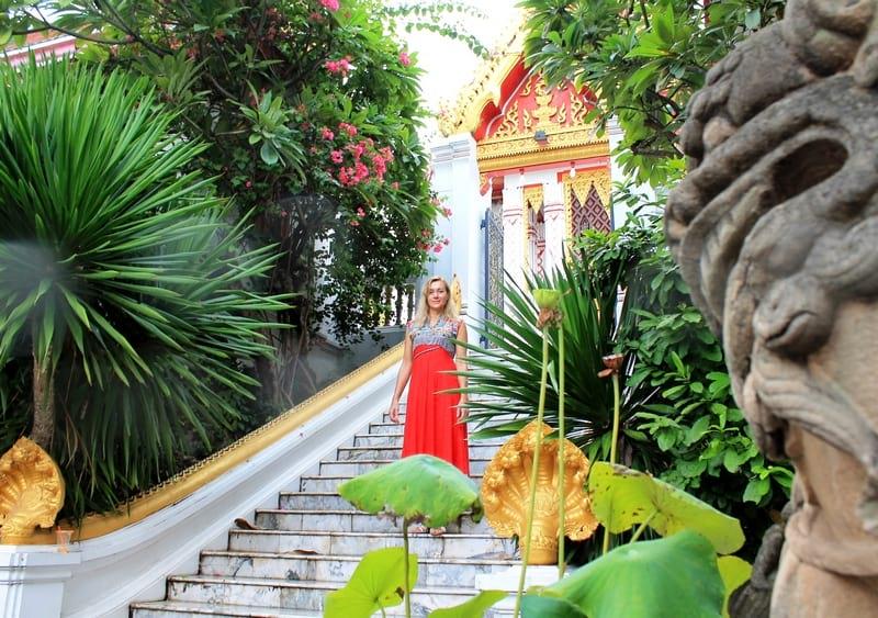 16 Бангкок храм крокодилов