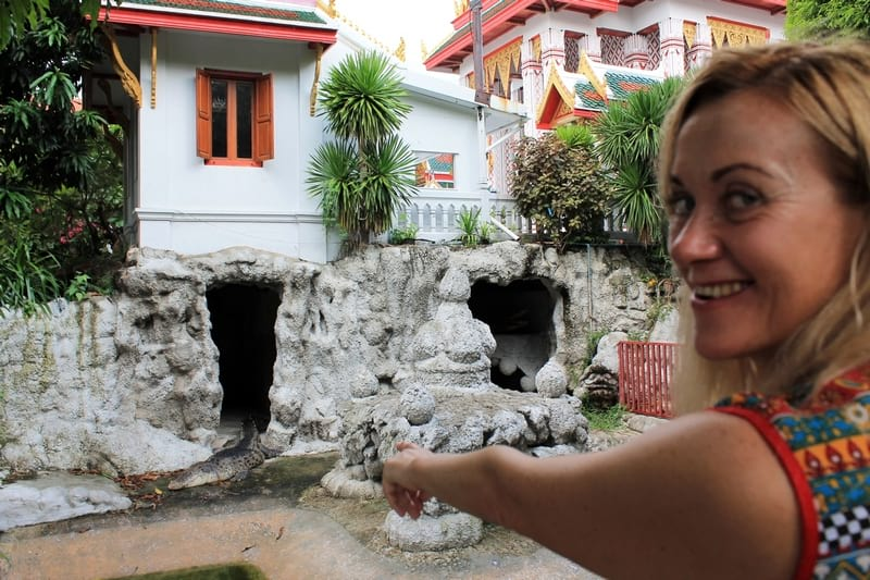 2 храм крокодилов