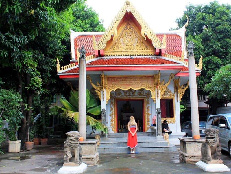 7 Бангкок храм крокодилов