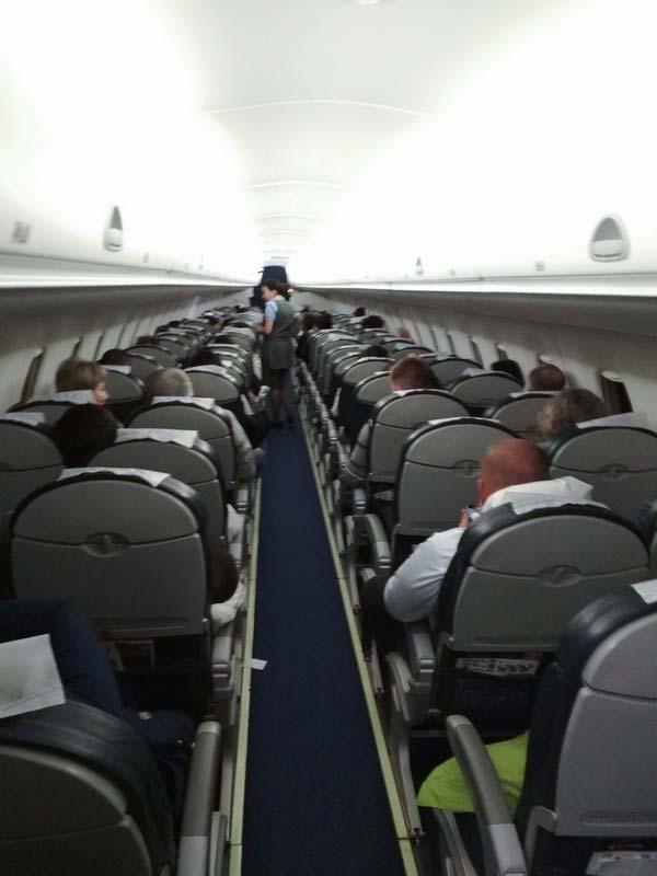 Эйр-Астана-Embraer-EMB-190