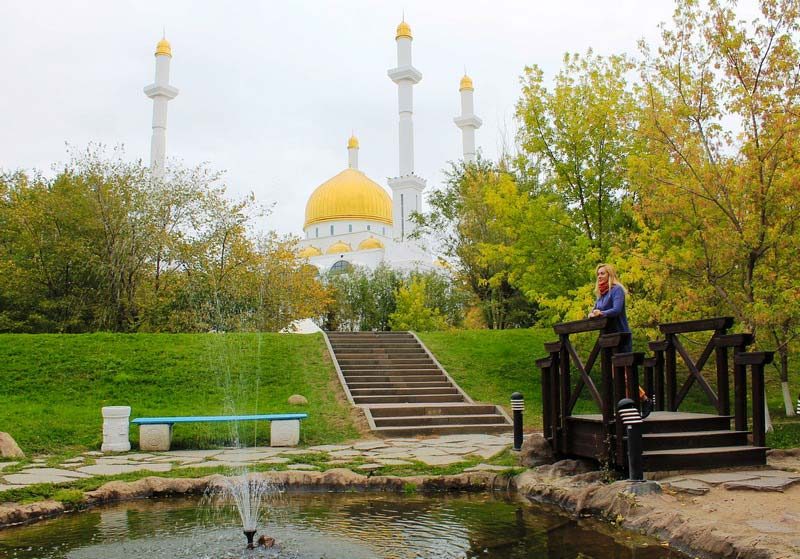 1-Мечеть-Нур-Астана